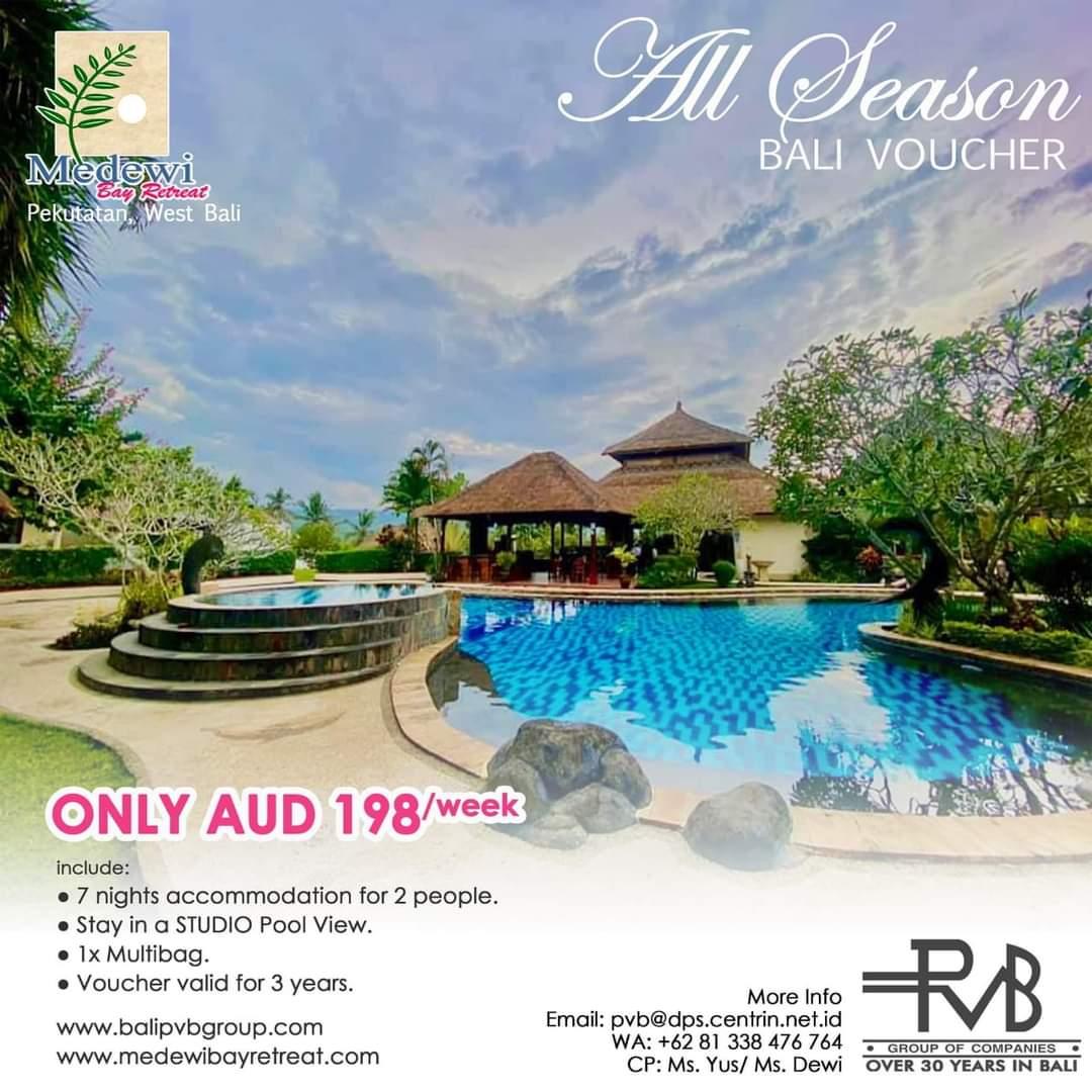All Season Bali Voucher